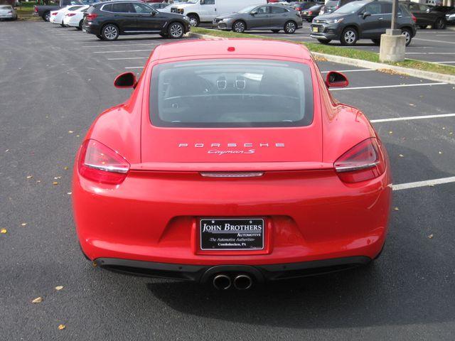 2014 Porsche Cayman S Conshohocken, Pennsylvania 12