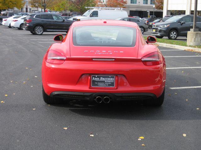 2014 Porsche Cayman S Conshohocken, Pennsylvania 14