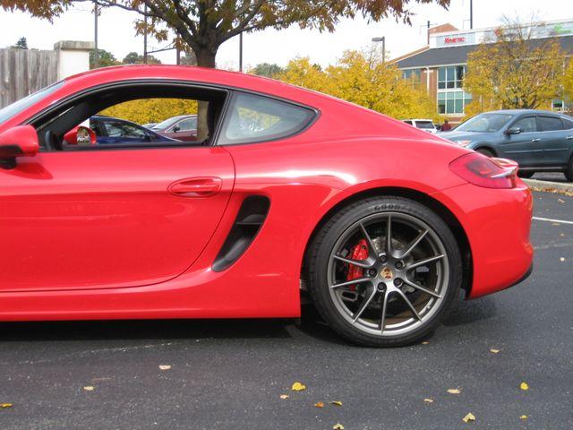 2014 Porsche Cayman S Conshohocken, Pennsylvania 17