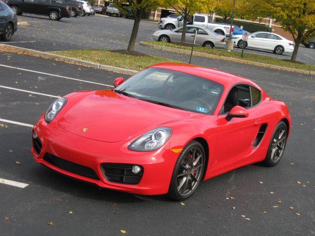 2014 Porsche Cayman S Conshohocken, Pennsylvania 16