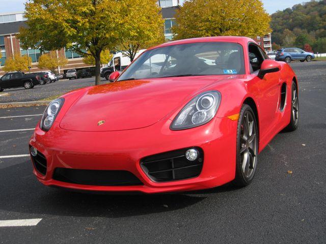 2014 Porsche Cayman S Conshohocken, Pennsylvania 5