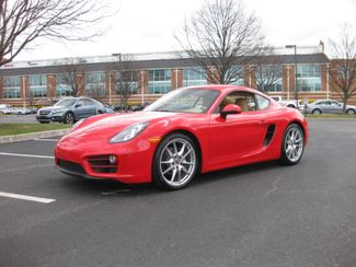 2014 Sold Porsche Cayman Conshohocken, Pennsylvania 1