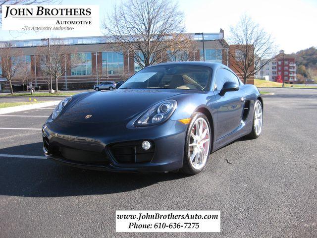 2014 Sold Porsche Cayman S Conshohocken, Pennsylvania