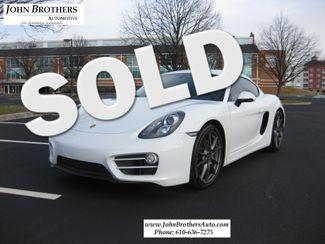 2014 Sold Porsche Cayman Conshohocken, Pennsylvania