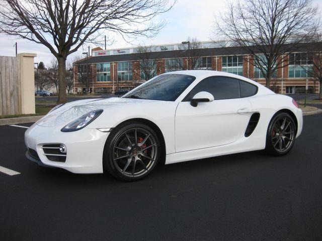 2014 Porsche Cayman Conshohocken, Pennsylvania 1