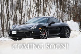 2014 Porsche Cayman S w/BBS Wheels, Premium Pkg, Navigation, in Eau Claire, Wisconsin