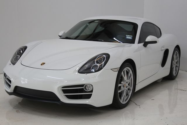 2014 Porsche Cayman Houston, Texas 1