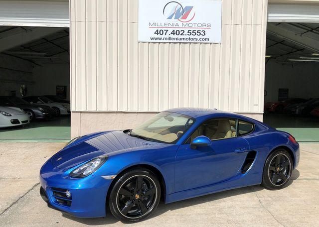 2014 Porsche Cayman Longwood, FL 30