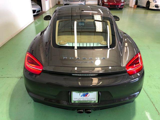 2014 Porsche Cayman S Longwood, FL 8