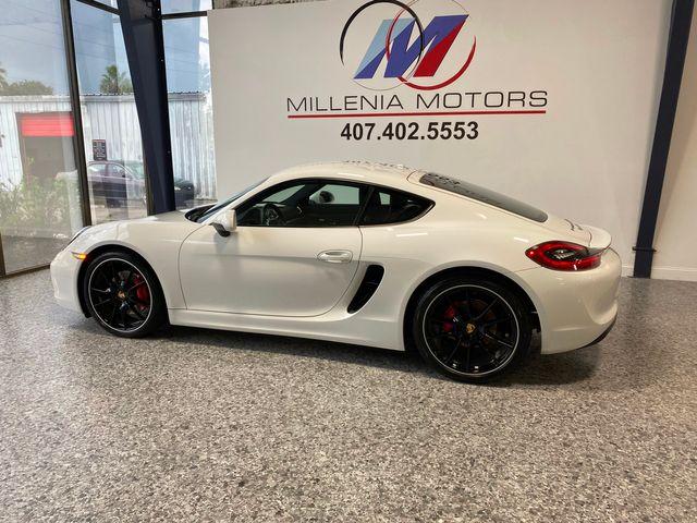 2014 Porsche Cayman S Longwood, FL 1