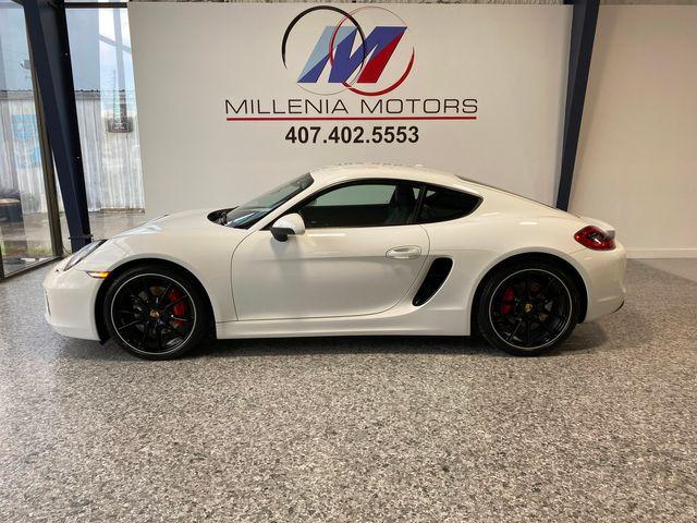 2014 Porsche Cayman S Longwood, FL 18