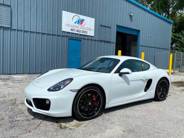 2014 Porsche Cayman S Longwood, FL 66