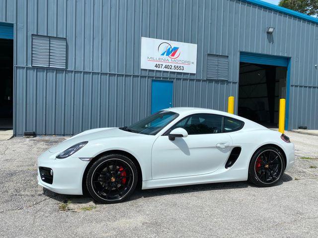 2014 Porsche Cayman S Longwood, FL 67