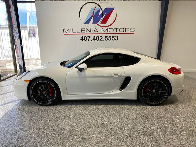 2014 Porsche Cayman S Longwood, FL