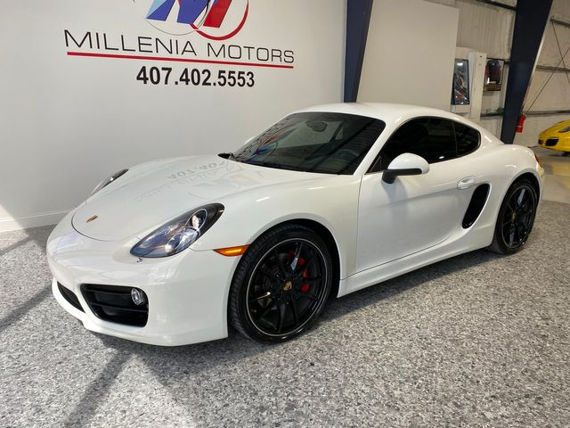 2014 Porsche Cayman S Longwood, FL 14