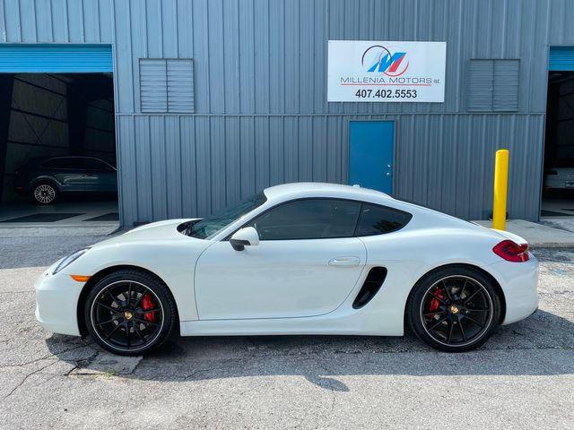 2014 Porsche Cayman S Longwood, FL 48