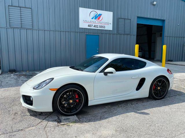 2014 Porsche Cayman S Longwood, FL 63