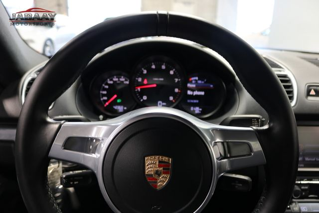 2014 Porsche Cayman HRE Wheels Merrillville, Indiana 14