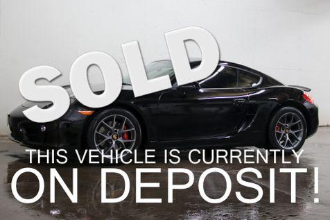2014 Porsche Cayman S w/BBS Wheels, Premium Pkg, Navigation, BOSE Audio, Heated Sport Seats & Bi-Xenon Lighting in Eau Claire
