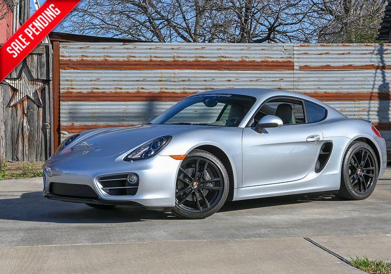 2014 Porsche Cayman   city TX  Dallas Motorsports  in Wylie, TX