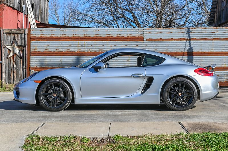 2014 Porsche Cayman   city TX  Dallas Motorsports  in Wylie, TX