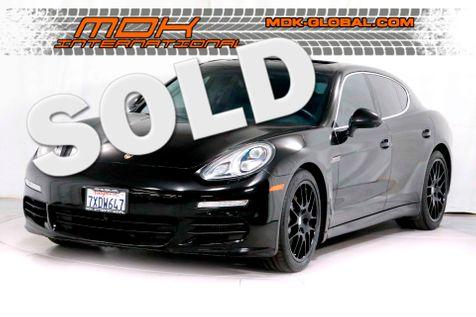 2014 Porsche Panamera S in Los Angeles