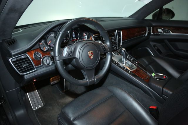 2014 Porsche Panamera Turbo Houston, Texas 9
