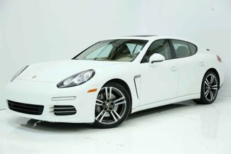 2014 Porsche Panamera 4 Houston, Texas