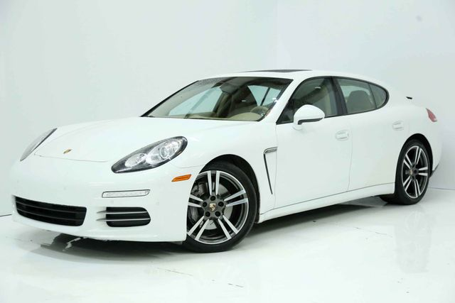 2014 Porsche Panamera 4 Houston, Texas 0