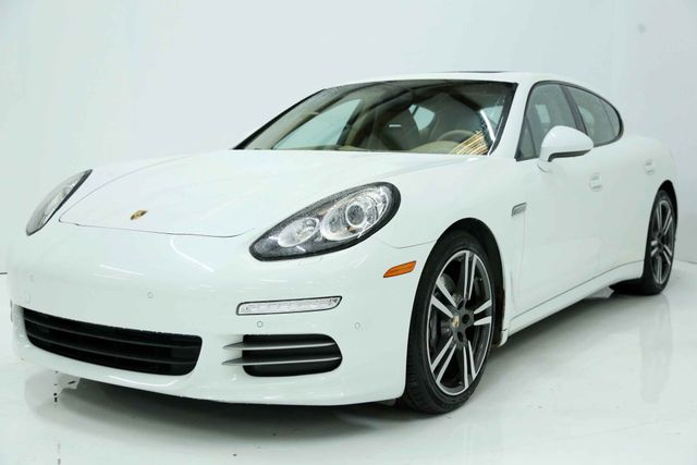 2014 Porsche Panamera 4 Houston, Texas 3