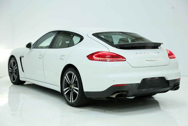 2014 Porsche Panamera 4 Houston, Texas 9