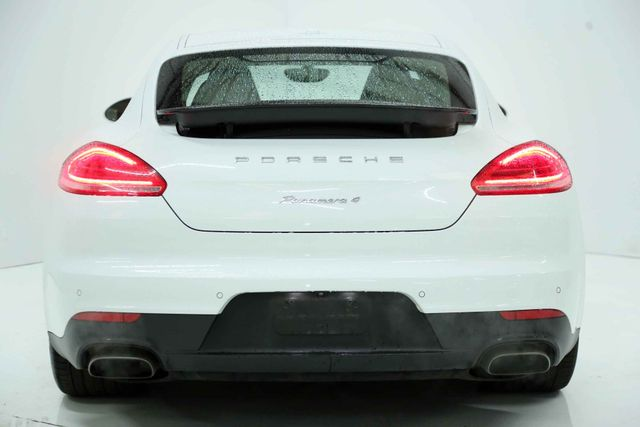 2014 Porsche Panamera 4 Houston, Texas 10