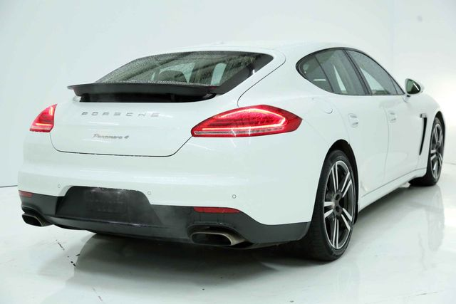 2014 Porsche Panamera 4 Houston, Texas 11