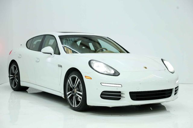 2014 Porsche Panamera 4 Houston, Texas 1