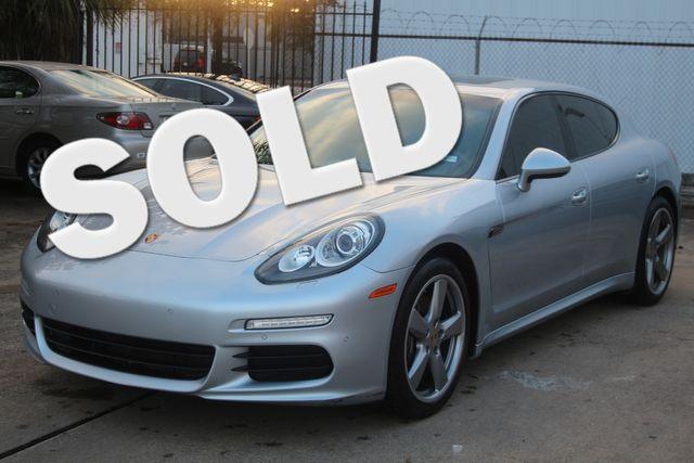 2014 Porsche Panamera Houston, Texas