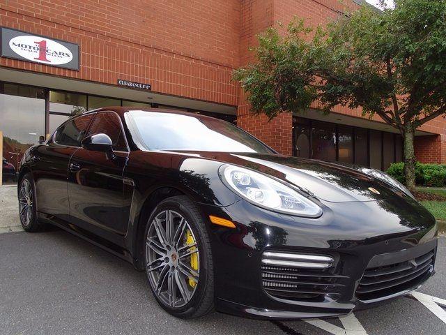 2014 Porsche Panamera Turbo S Executive