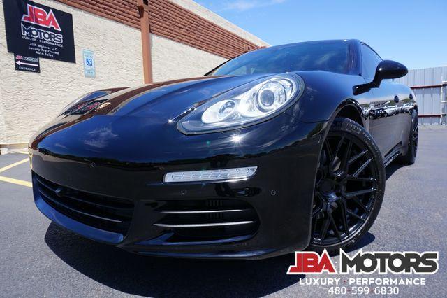 2014 Porsche Panamera S Sedan