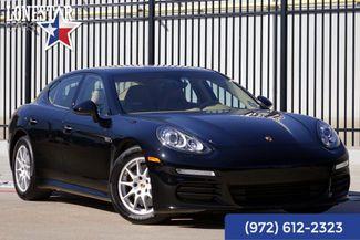 2014 Porsche Panamera Premium Plus Clean Carfax Warranty in Plano Texas, 75093
