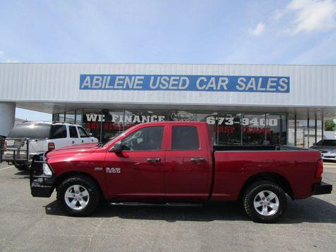 2014 Ram 1500 Tradesman in Abilene, TX