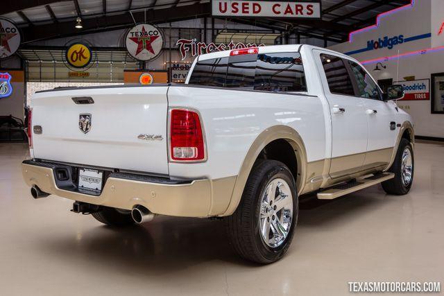 2014 Ram 1500 Longhorn 4X4 in Addison Texas, 75001