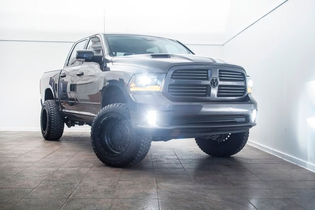 2014 Ram 1500 Sport 4x4 Lifted With Upgrades in Addison, TX 75001