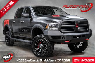 2014 Ram 1500 Big Horn Lifted FUEL wheels in Addison, TX 75001