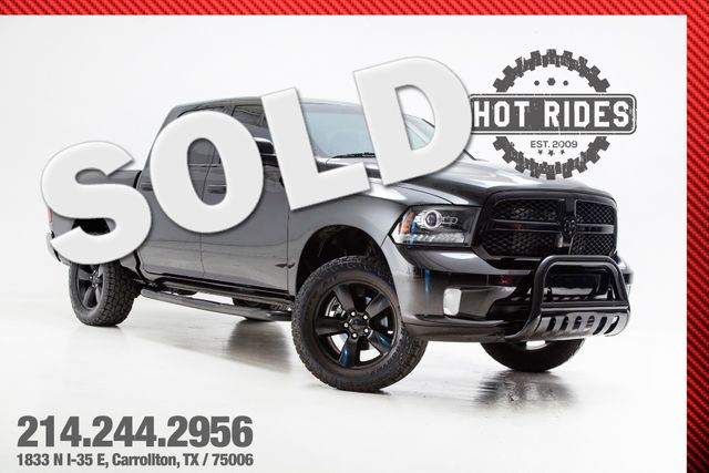 2014 Ram 1500 Express Sport Supercharged With Many Upgrades