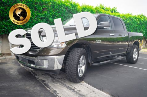 2014 Dodge Ram 1500 Big Horn in cathedral city
