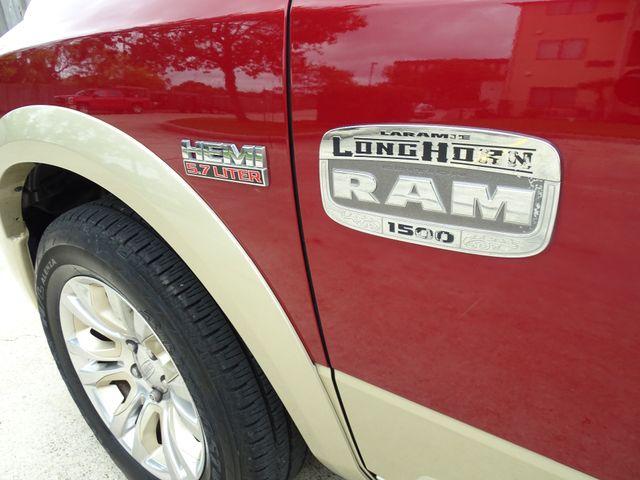2014 Ram 1500 Longhorn Corpus Christi, Texas 9