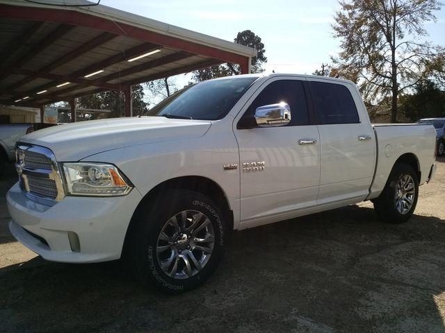 2014 Ram 1500 Crew Cab 4x4 Longhorn Limited Houston, Mississippi 1
