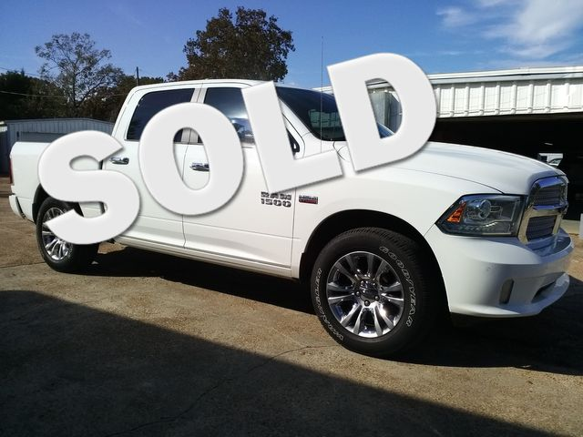 2014 Ram 1500 Crew Cab 4x4 Longhorn Limited Houston, Mississippi