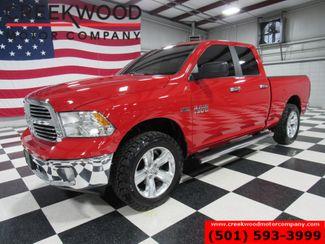 2014 Ram 1500 Dodge Big Horn SLT 4x4 Hemi Red Chrome 20s NewTires NICE in Searcy, AR 72143