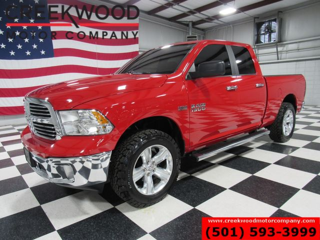 2014 Ram 1500 Dodge Big Horn SLT 4x4 Hemi Red Chrome 20s NewTires NICE