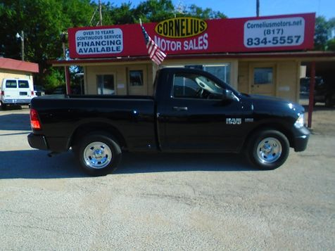 2014 Ram 1500 Tradesman | Fort Worth, TX | Cornelius Motor Sales in Fort Worth, TX